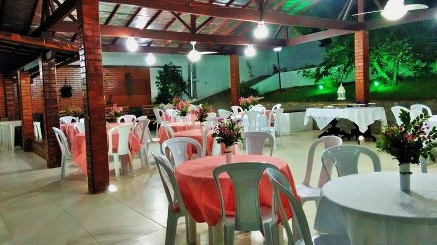 Espaço Rafaela Festas e Eventos