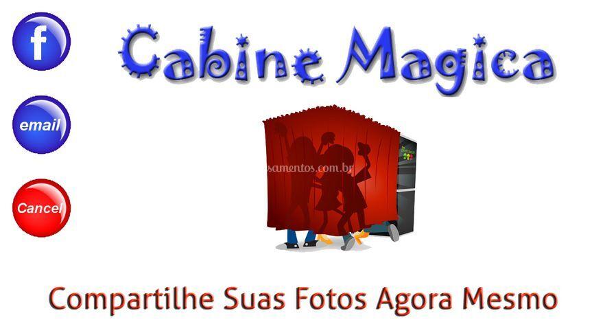 Tela da Cabine