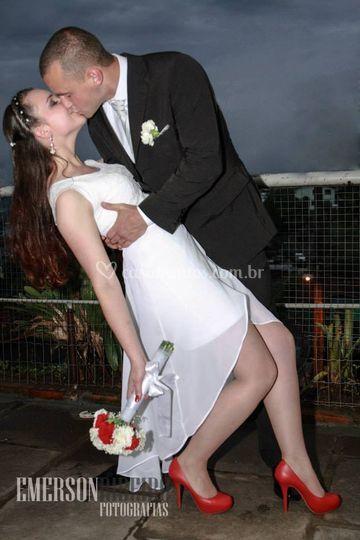 Cobertura de casamento