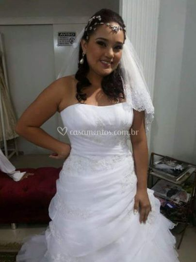 O seu sonho de casamento