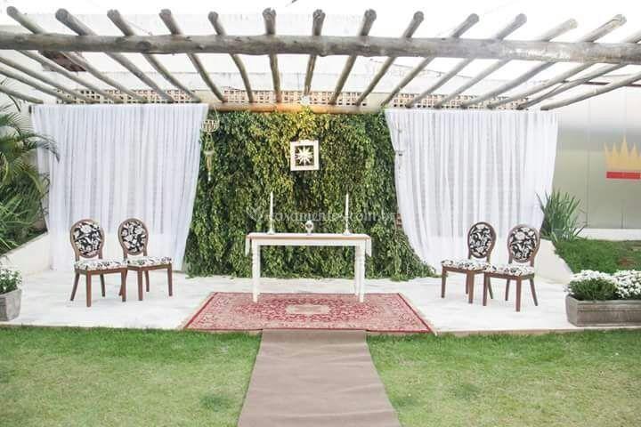Altar de cerimônia