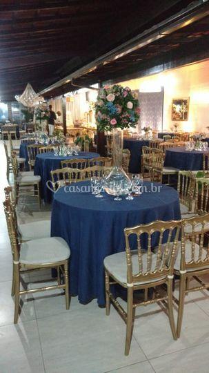 Aluguel de cadeiras decorativa