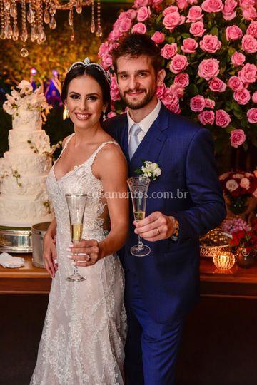 Casamento Luxo
