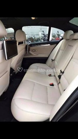 Interior BMW 535