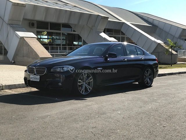Elegância marcante da BMW