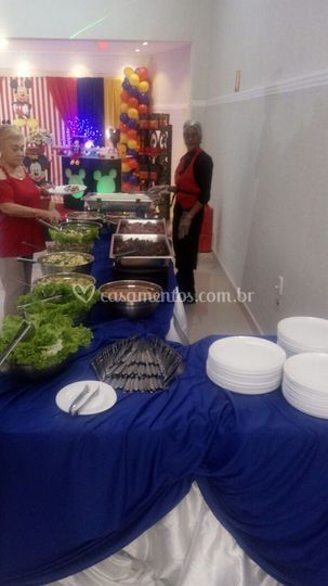 Buffet Marcellus