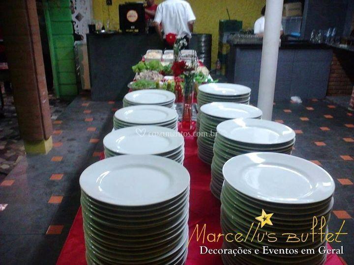 Buffet Marcellus