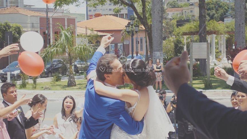 Casamento - Liliane e Renato