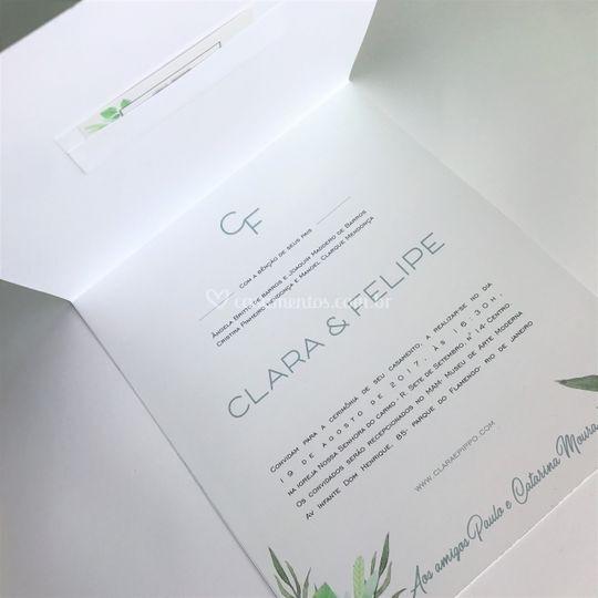 Convite Carteira