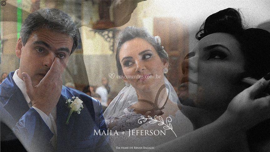 Maíla e Jerferson