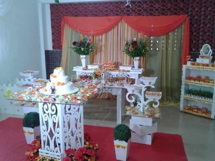 Festas realizadas