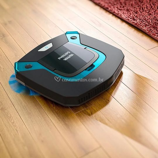 Aspirador Robo Smartpro Easy P