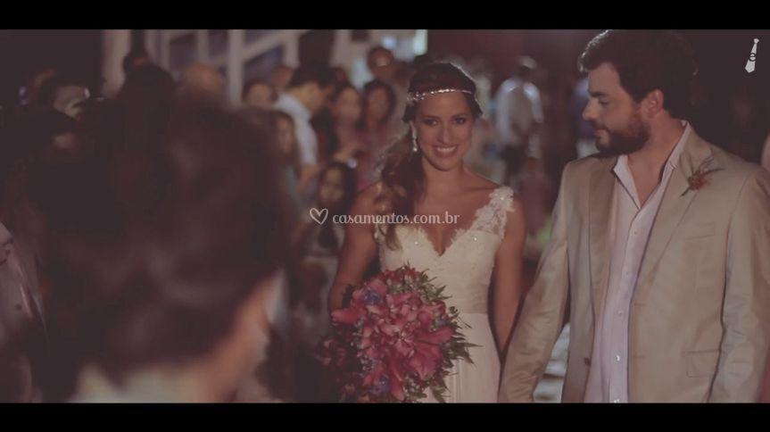 Vídeos casamento