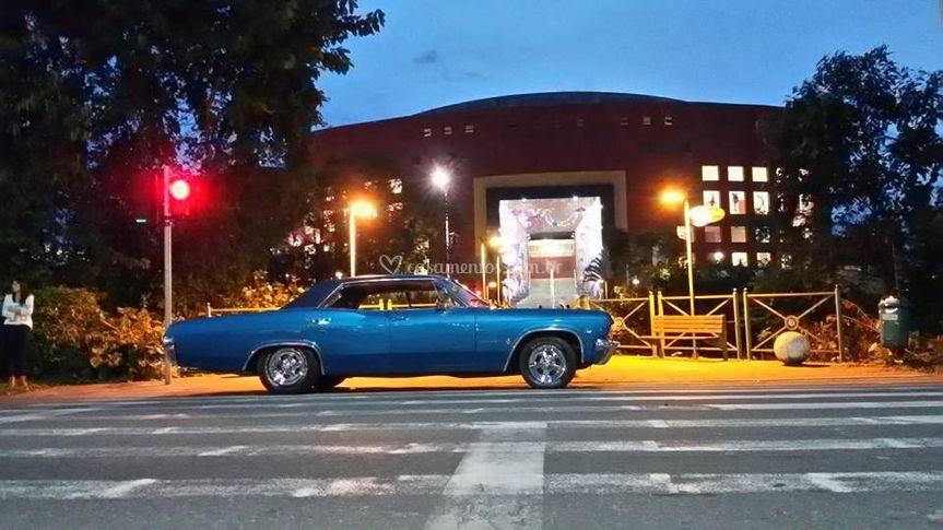 GM Impala Rard Top 1965