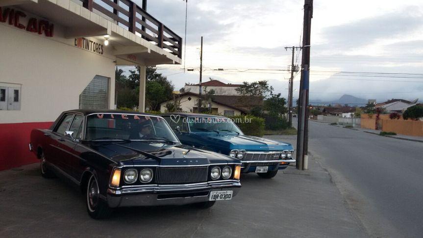 GM Impala e Landau