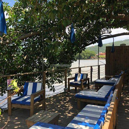 Lounge do garden