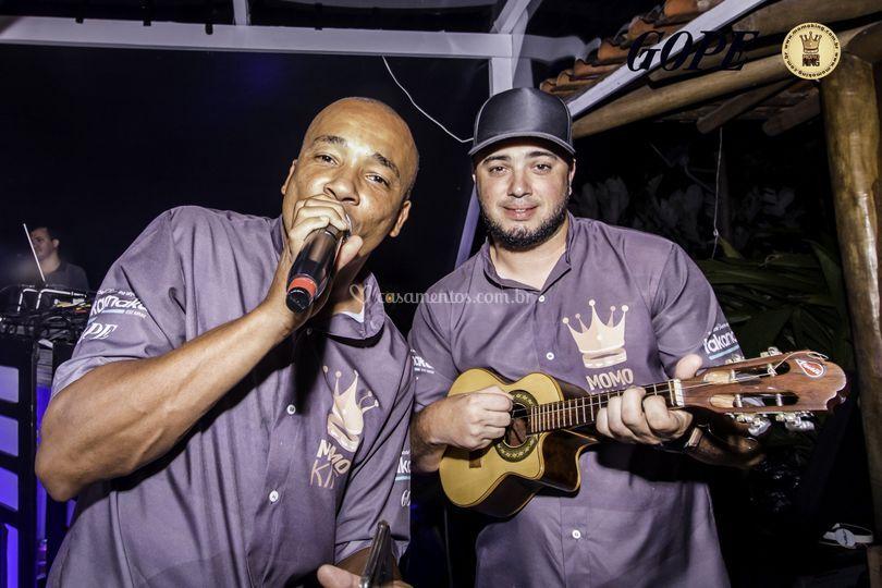 MomoKing Samba Show - Bateria de Escola de Samba & Carnaval
