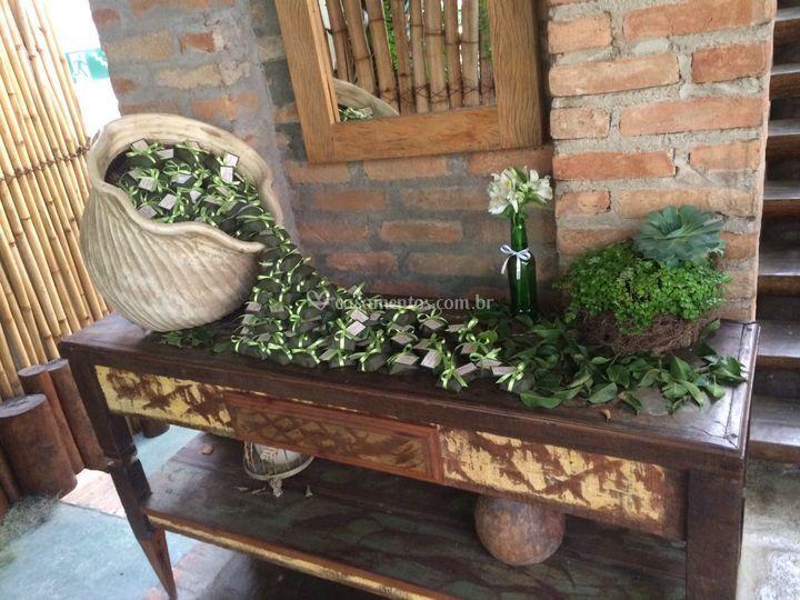Buffet Canto Verde