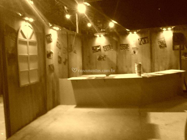 Bar Saloon