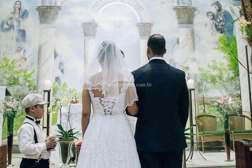Casamento Paróquia Sta Rita