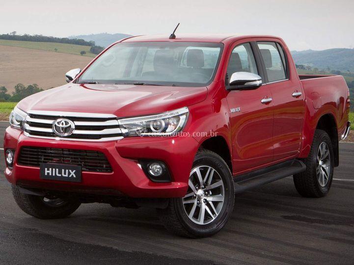 Hilux Toyota 4x4 Automática