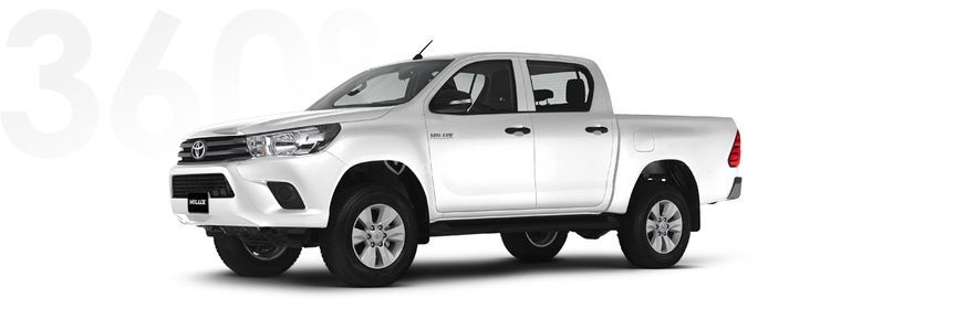 Hilux Pick-up Top 4x4 Luxo