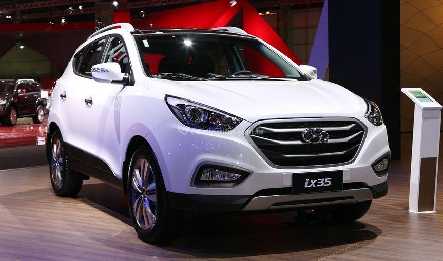 IX35 Hyundai é SUV Premium