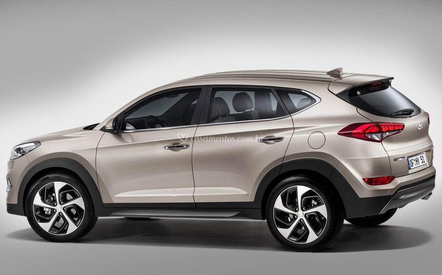 Hyundai Tucson Luxo Premium