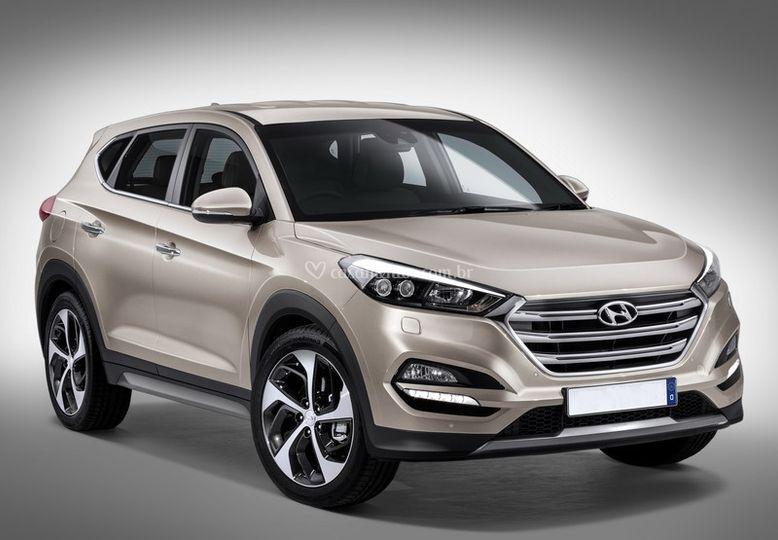 Hyundai Tucson Luxo Lindão