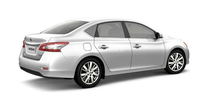 Sentra Nissan Luxo e Conforto
