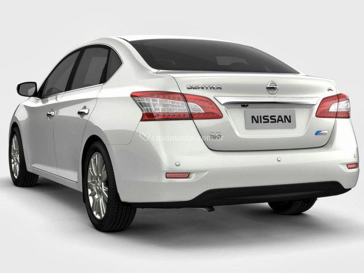 Sentra Nissan é um Executivo L