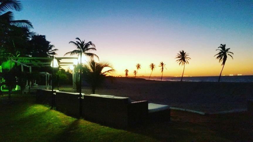 Onna beach