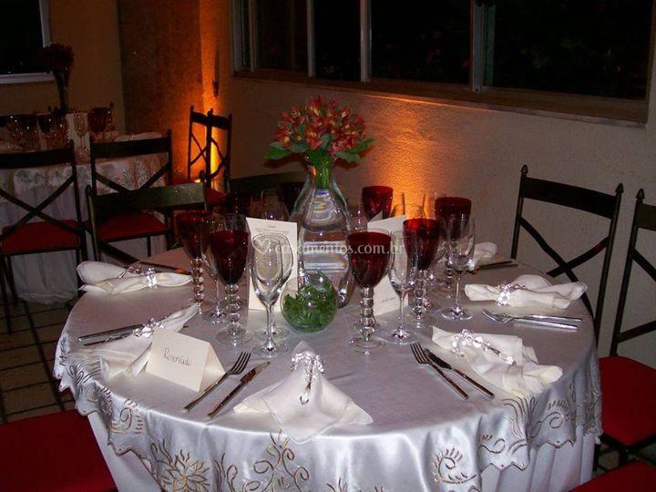Mesa de manjar