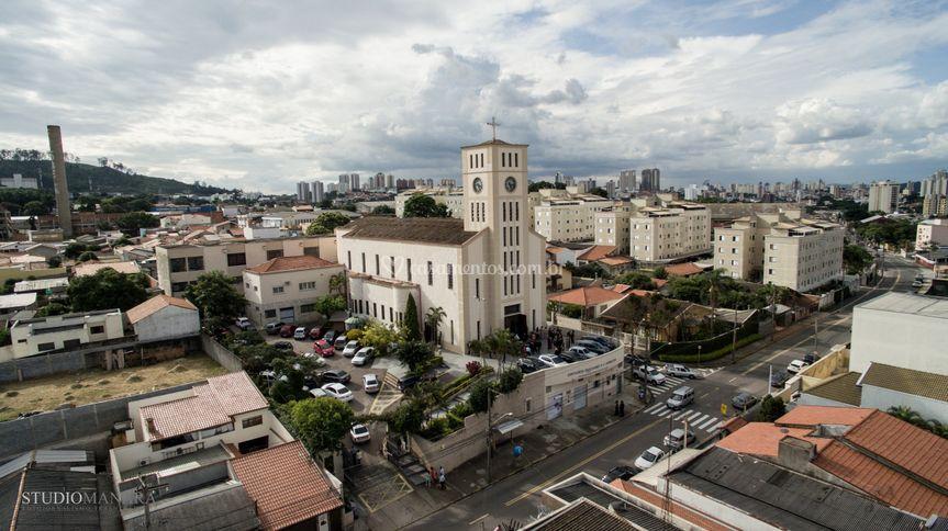 Santuário Diocesano Jundiaí