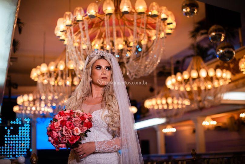 Casamento Palace Hall noiva