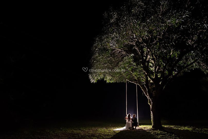 Casal Balanço - casamento