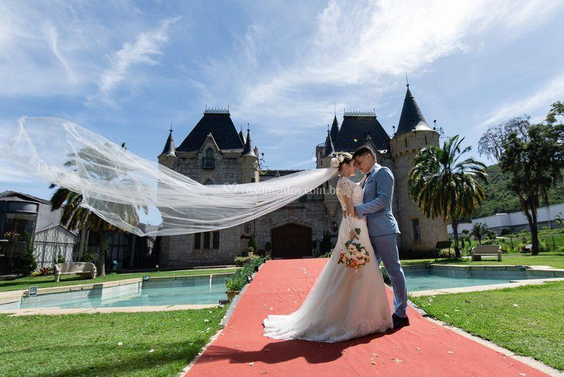 Casamento Castelo  itaipava