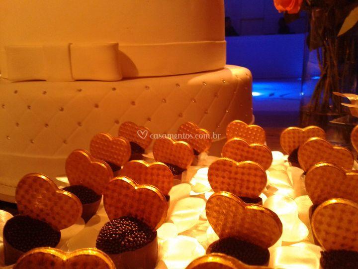 Mesa de doces