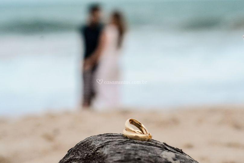 Noivado na Praia de Maracaípe