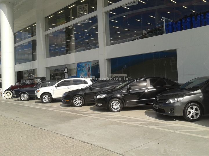 Carros da Empresa