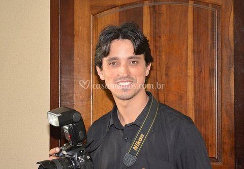 Fotógrafo profissional