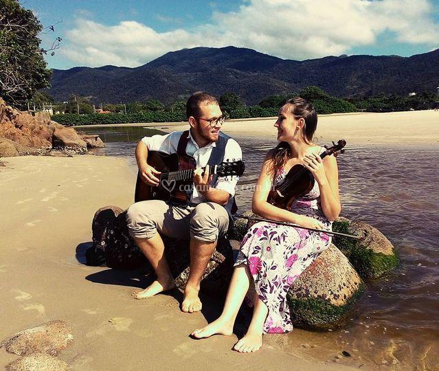 Casamento Praia de Palmas