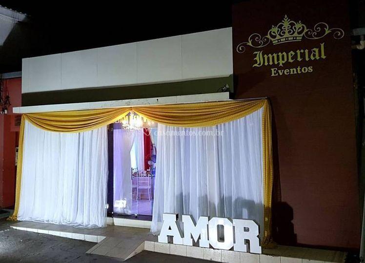 Imperial Eventos Vieiralves