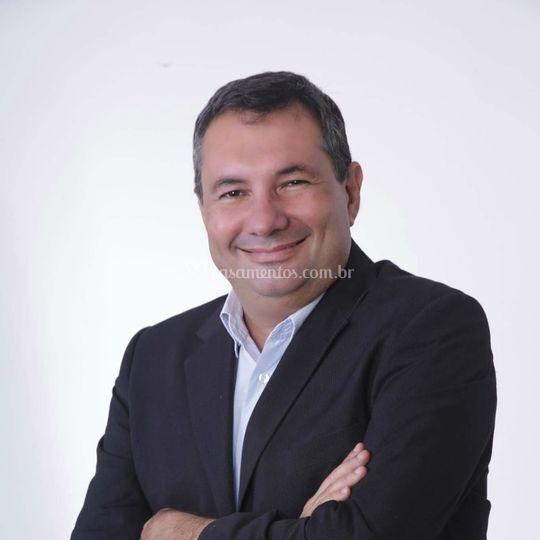 Celebrante Professor Garrido l