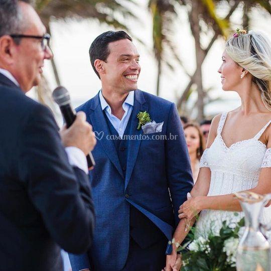 Casamento Silvia e Fred