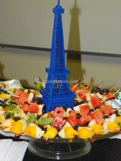 Palitinhos de frutas