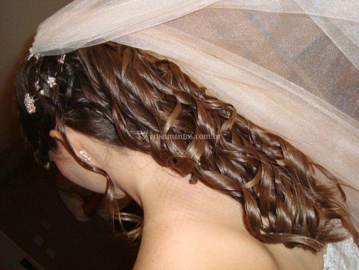 Penteados soltos
