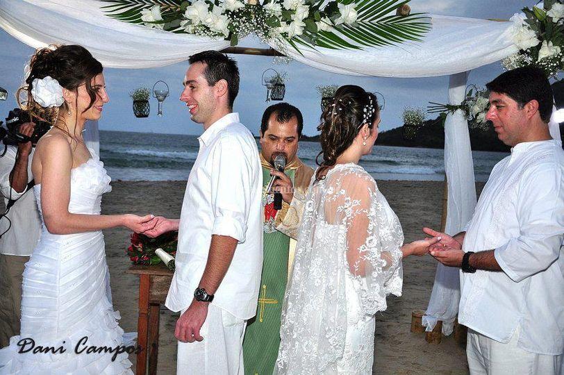 Casamentos nas praias