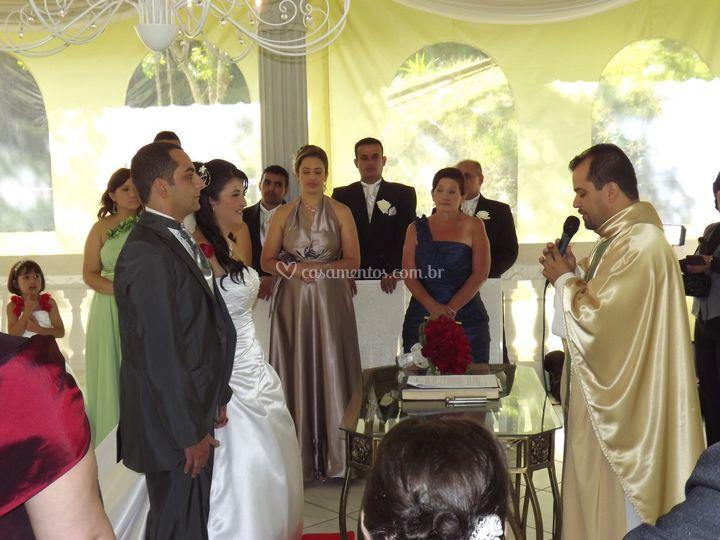 Casamentos em chácaras