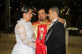 Padre Alex Daniel da Silva - Celebrante